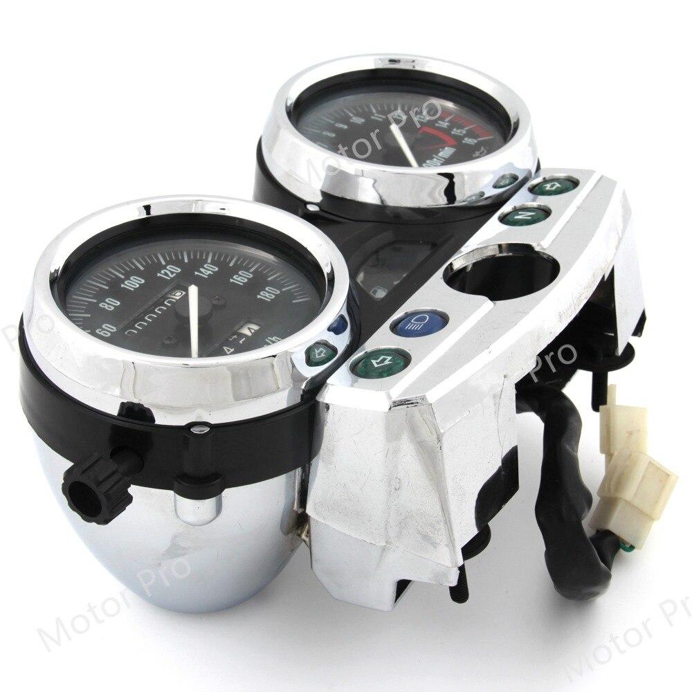 Velocímetro Tacômetro Indicador Para Kawasaki ZRX400 ZRX750 ZRX1100 94-97 Instrumento Motocicleta ZRX 400 750 1100 1994 1995 1996 1997