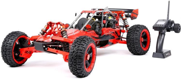 5B 360AG 2WD com 36.cc ROFUN 1/5 Baja Gás Motor