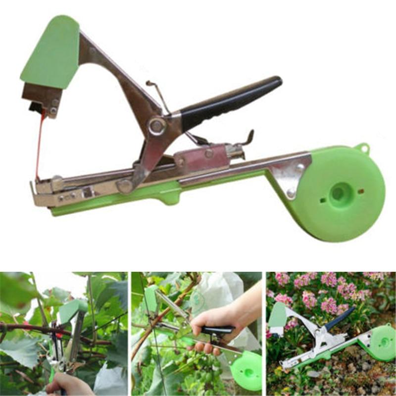 cucumber Grape Tomato Tapetool trunk Hand tying Branch Bind Stem fruit Strap Tape muscadine Nursery Vine Stake Tapener Tool