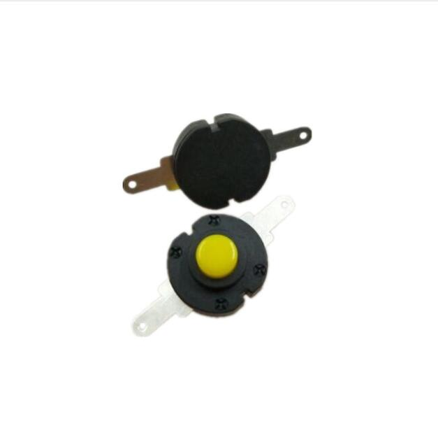 100 pces 1413-yk lanterna interruptor auto-travamento redondo trançado interruptor diy eletrônica interruptor redondo mini