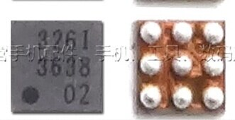 5 unids/lote U1503 9pin 3638 chip ic para iPhone 6 iPhone 6 Plus, 6G 6 P