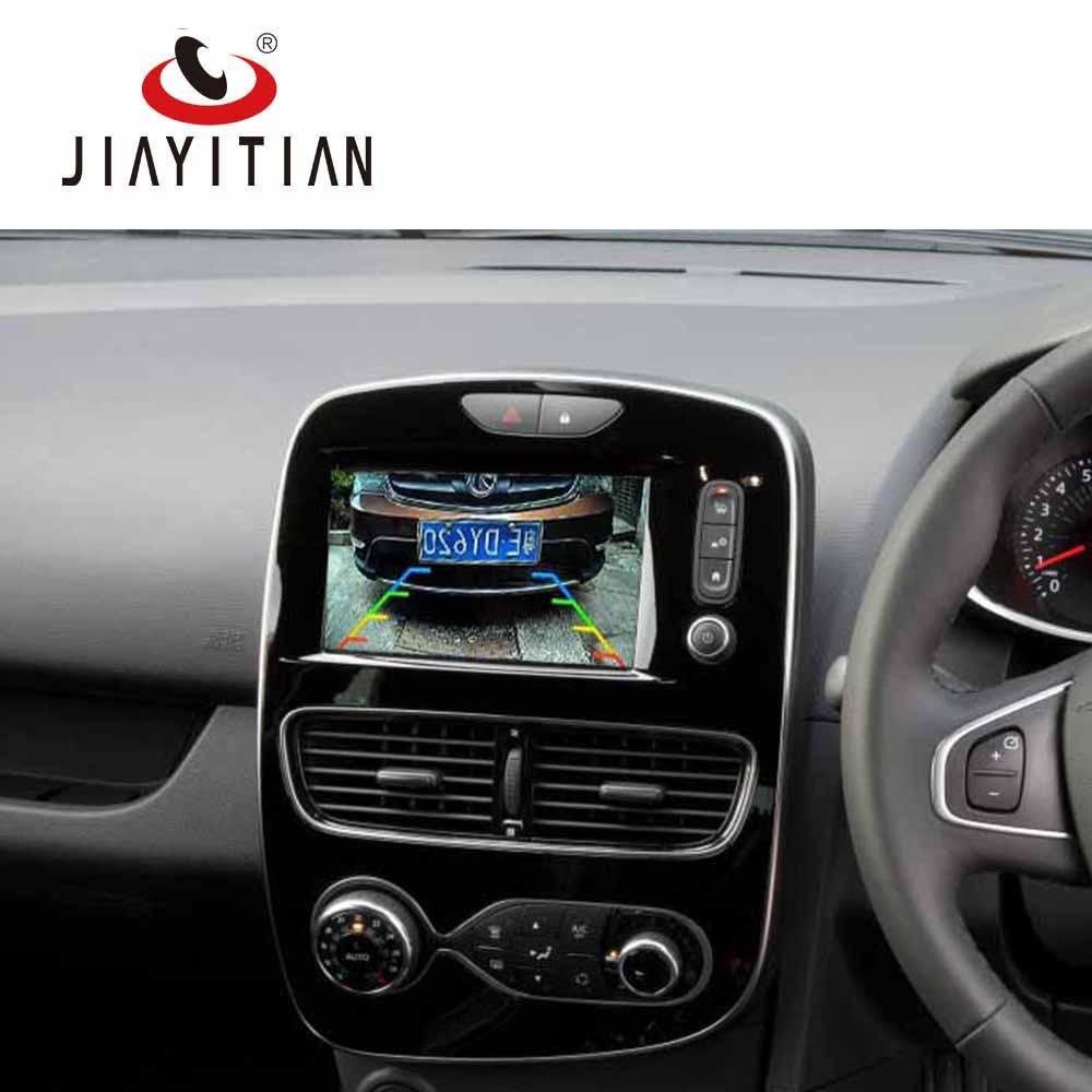 JIAYITIAN для Renault Clio 4 IV RS 2012 2013 2014 2015 2016 2017 камера заднего вида/OEM Кабель-адаптер для экрана камера заднего вида/комплект