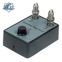 Dual Gat Auto Bougietester Ignition Plug Analyzer Diagnostic Tool Automotive Bougie Detector