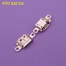 Micro mini jack 5 broches chargeur USB   10 pièces, connecteur de Port de charge, pour Amazon Fire 7 9e gen / 2019 M8S26G