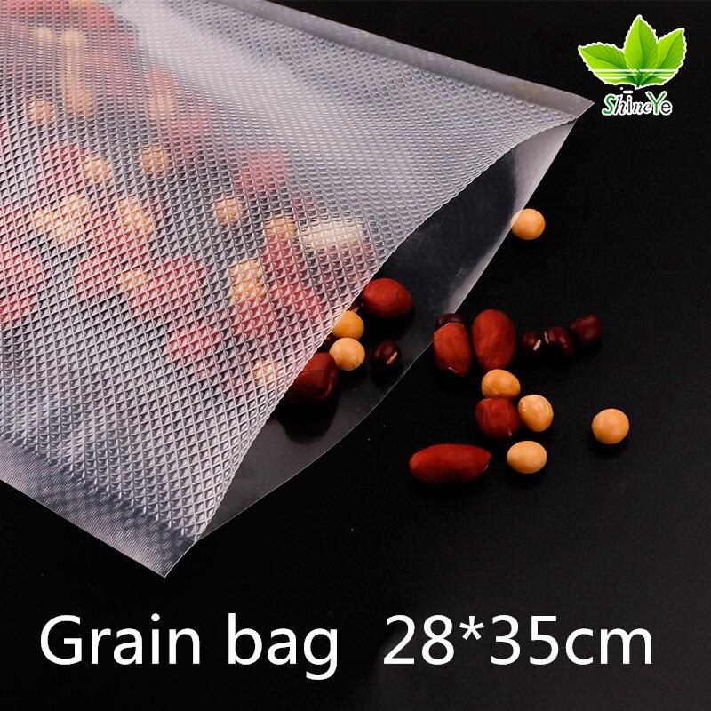 28*35cm Alimento fresco-mantimento saco 20pcs