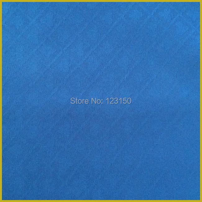ZB-023-2.5m azul mesa de Poker impermeable adecuado velocidad tela 2,5 m/unids ancho 1,5 M