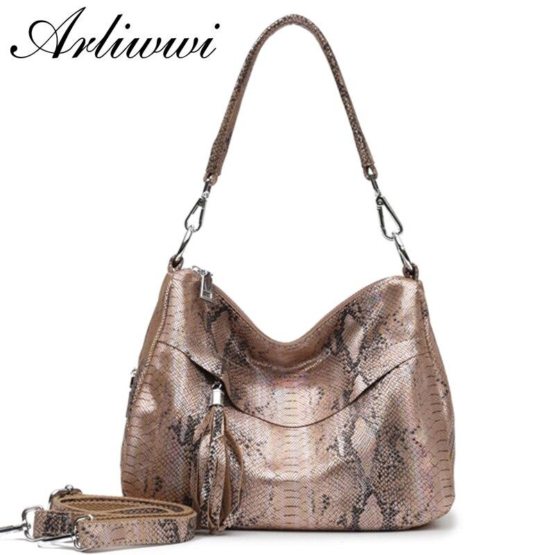 arliwwi-lady-real-leather-snake-embossed-bags-handbags-new-medium-silver-accessory-genuine-cowhide-leather-shoulder-bag-gl05