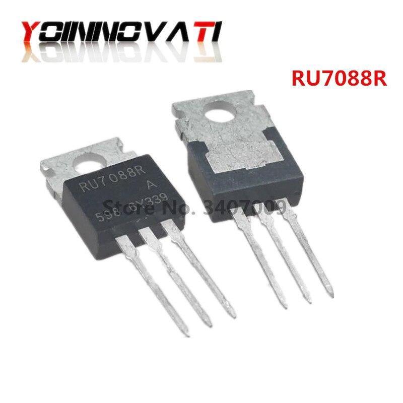 10 pçs/lote RU7088R RU7088 PARA-220 70V80A