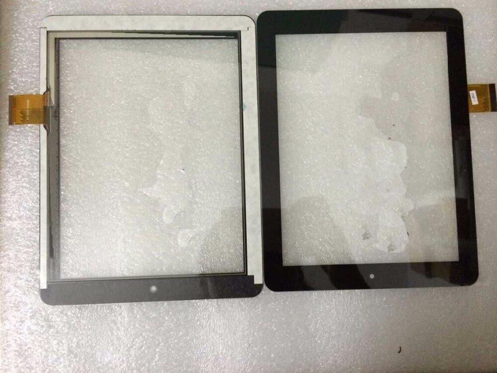 Nova tela de toque para dns airtab p82w painel toque digitador sensor vidro