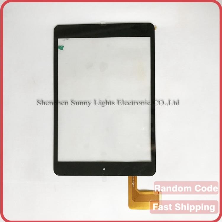 "Nuevo 7,85 ""pulgadas para Explay Party 3G tableta pantalla táctil digitalizador vidrio Panel táctil Sensor reemplazo envío gratis"