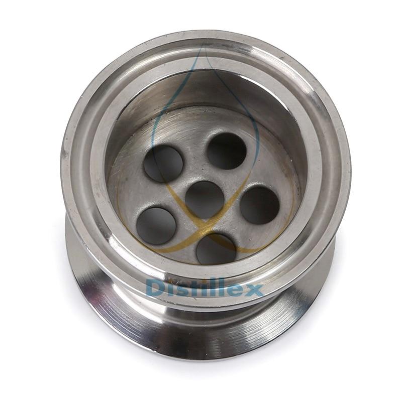 "Placa de filtro 1,5 ""(OD50,5mm) tri-clamp SS304"