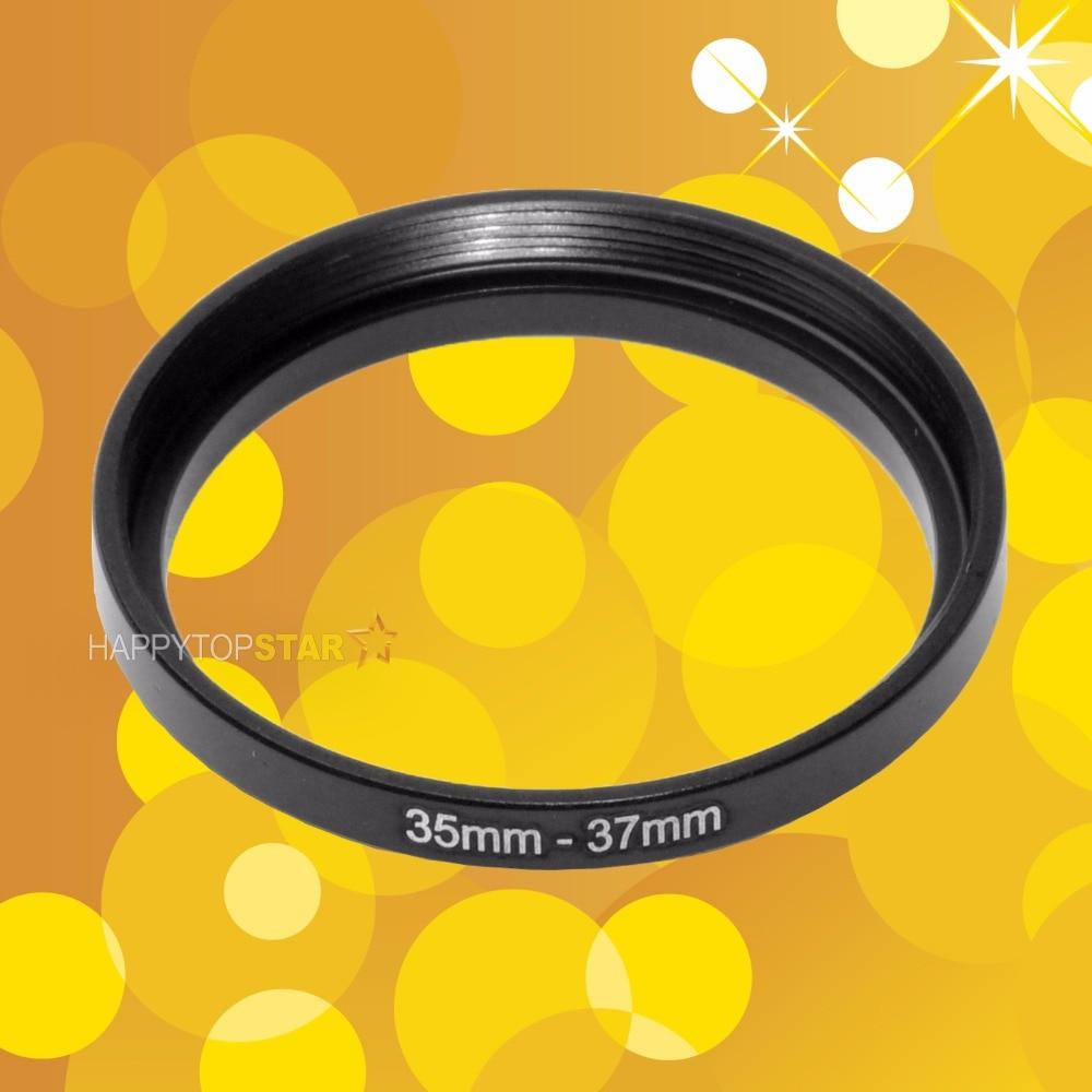 35mm a 37mm 35-37mm 35mm-37mm 0,75mm paso de rosca macho a hembra Filtro de lente anillo adaptador Adaptador convertidor