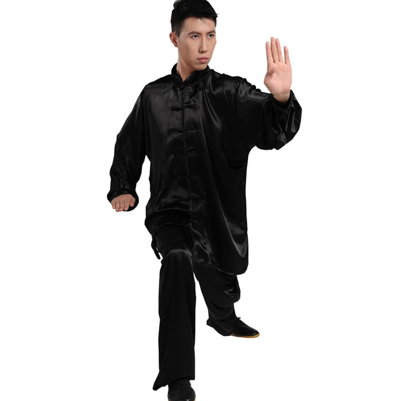 Venda superior roupas chinesas para homens camisa de manga curta chinês tradicional kung fu roupas tang terno masculino chinês wushu terno