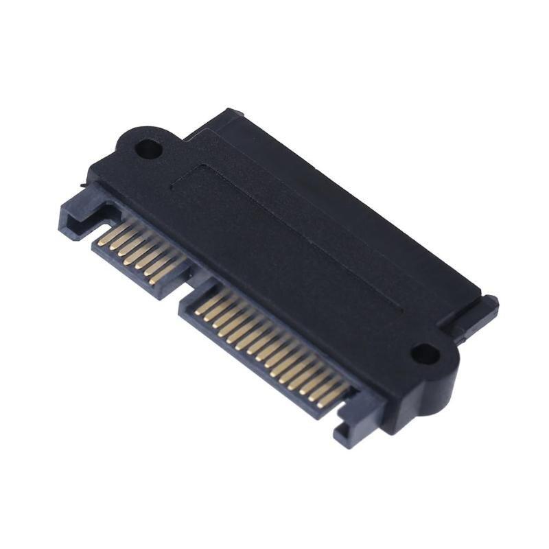 ALLOYSEED 5Gbps SFF 8482 SAS to SATA 180 grados convertidor adaptador de ángulos de cabeza recta de alta velocidad de la placa base SAS SATA adaptador