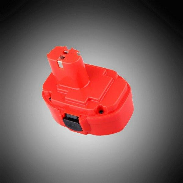 Nuevo 18 V Ni-MH 3000mah reemplazo de herramienta eléctrica recargable de la batería para Makita 1822, 1823, 1834, 1835, 192827-3-192826-5 PA18 de 18 voltios