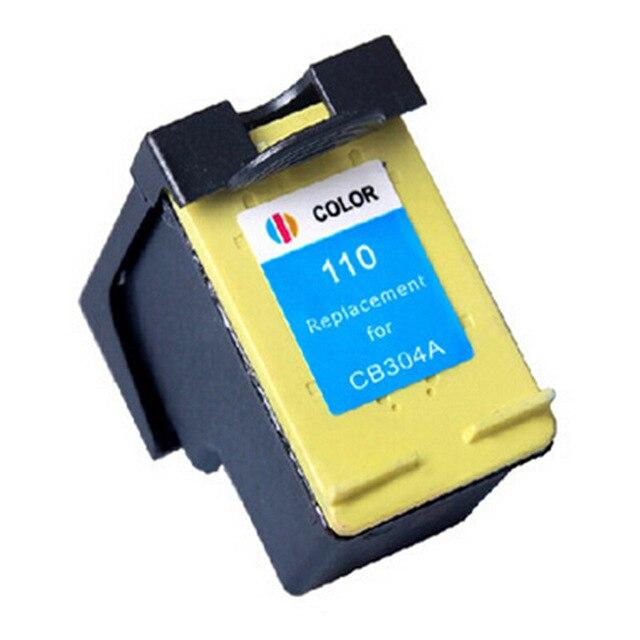 Remanufacturado para HP 110 CB304A de inyección de tinta cartucho de tinta para Photosmart A310 A516 A616 A716 A526 A626 A716 A617 A618 A612 A311 A314