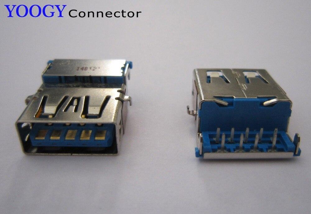 Разъем USB3.0 подходит для Lenovo B40-70 B50-70 Z40-70 Z580 Z585 SR240 серия материнская плата usb 3,0 разъем