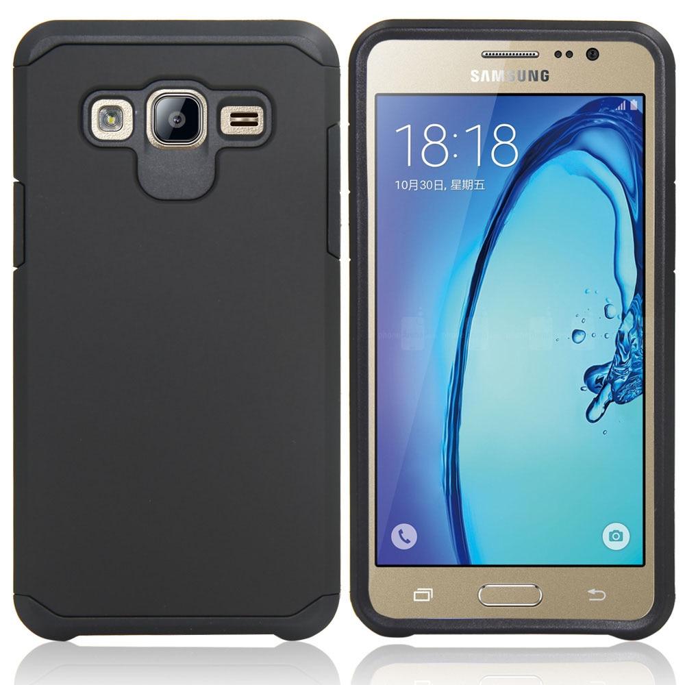Для Samsung Galaxy J7 Neo/J7 Nxt/J7 Duos Core SM-J701 J701M J701F J700 двухслойный ТПУ + ПК Гибридный Прочный чехол противоударный чехол @
