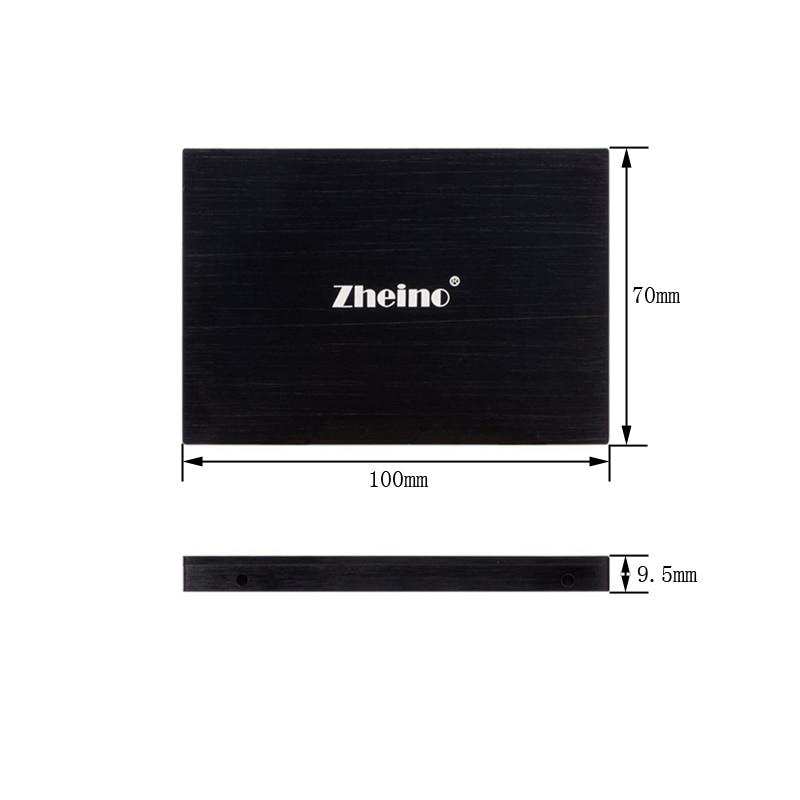 "Zheino 2,5 ""44PIN IDE/PATA 128GB SSD MLC NAND FLASH unidades de estado sólido internas para Dell D810 HP V2000 IBM T41 t43ordenador portátil de sobremesa"