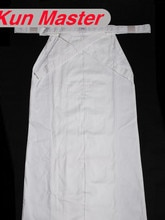 Kendo Martial Arts Uniform, Japanese Traditional Hakama, white skirts