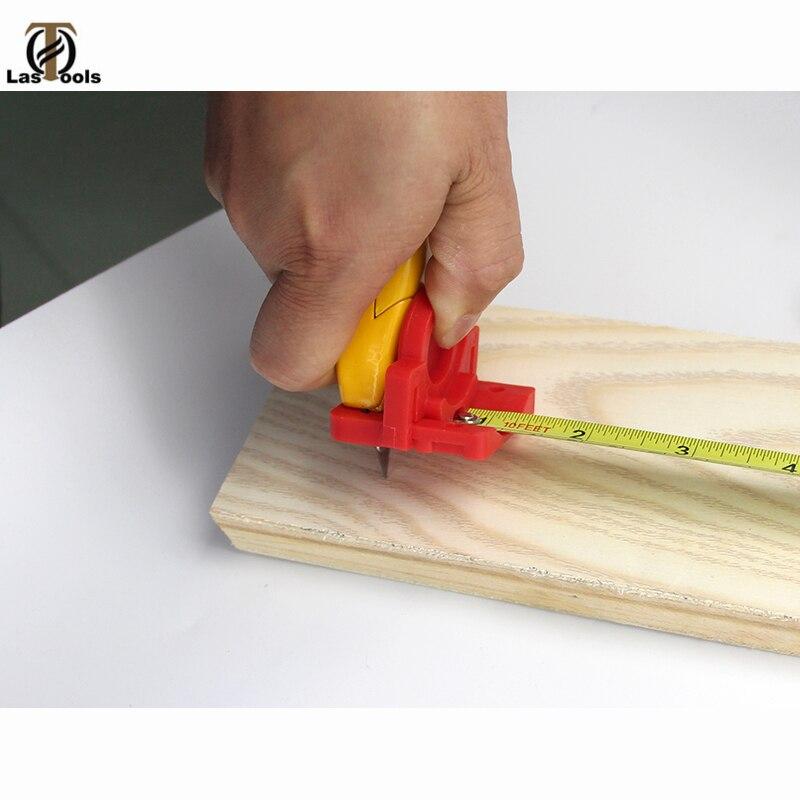 Гипс направляющая цементная доска локатор деревообрабатывающая плитка Контрактор вертикула ABS БЫСТРО вырезает гипсокартон инструмент портативное крепление руководство
