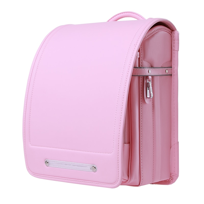 Hot Child Randoseru Fashion School Bags for Boy and Girl Children Backpack Japanese Student BookBag