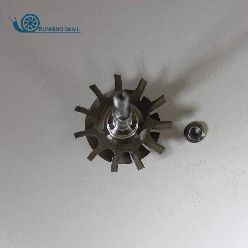 Turbocompresor TB25 452162-5001S 452162 14411-7f400 Terrano II 2,7 TD TD27TI 125HP 1997-con juntas