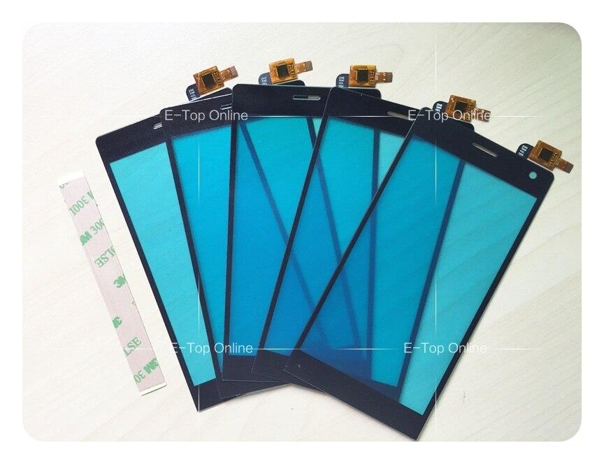 Pantalla digitalizadora negra con garantía de 100% para DEXP Ixion MS150 pantalla táctil de cristal sustitución de la pantalla del sensor digitalizador