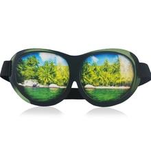 3D Spaß Stereoskopischen Schlaf Augen Maske Verband Für Schlaf Wirkenden Nette Eyeshade Abdeckung Schatten Augenklappe Augenbinde Frauen Männer geschenk