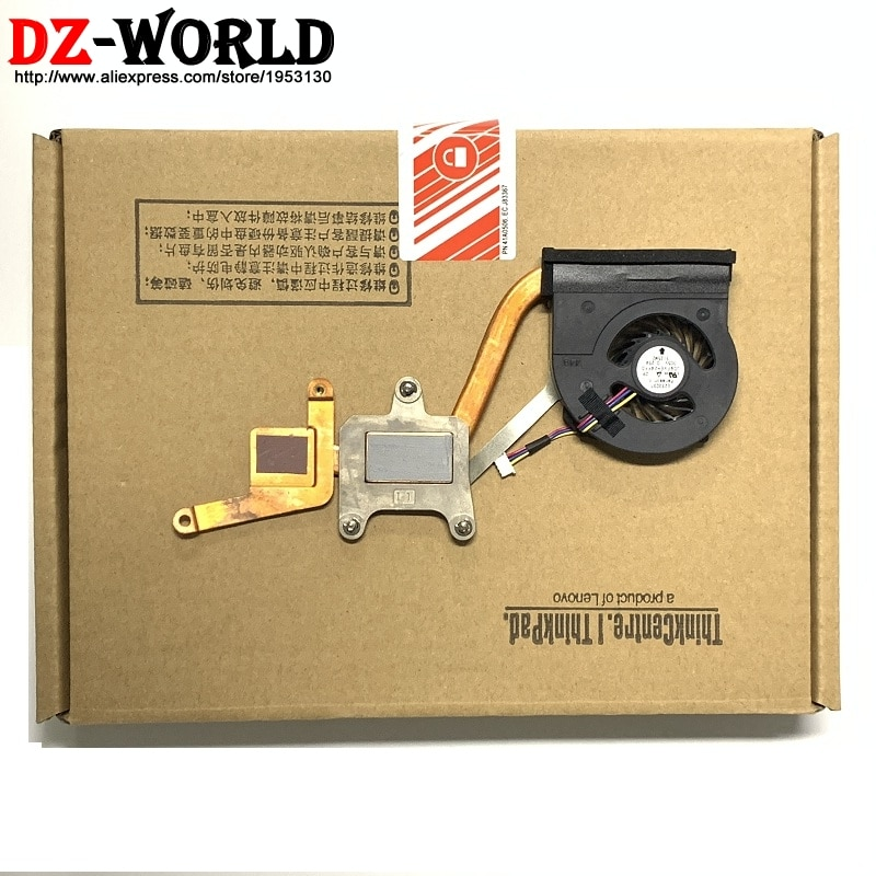 New Original for Lenovo ThinkPad X201S X201 Tablet Heatsink CPU Cooler Cooling Fan 60Y5452