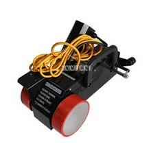 LDPW1 épissage machine couture ombre tissu chaleur machine publicité jet dencre puzzle machine 110V / 220V 1600W 1 m/min