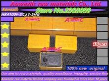 Aoweziic dorigine HK4100F-DC3V HK4100F-DC5V HK4100F-DC9V HK4100F-DC12V HK4100F-DC24V SHG relais de puissance HK4100F DC3V 5 V 9 V 12 V 24 V