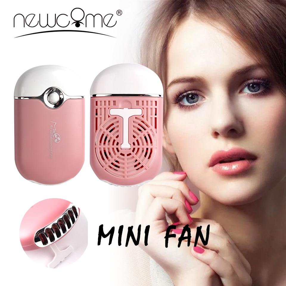 Mini USB Eyelash Fan Dryer Mobile Mini Fan Air Blower Eyelash Glue Fast Dry Eyelash Mascara Dryer Makeup Fan Tool