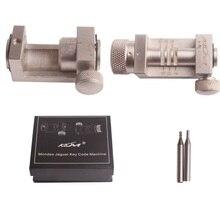 Original KLOM clé copie Machine de découpe voiture clé pince ensemble pour Ford Jaguar Mondeo Transit Auto serrurier outils montage pièces