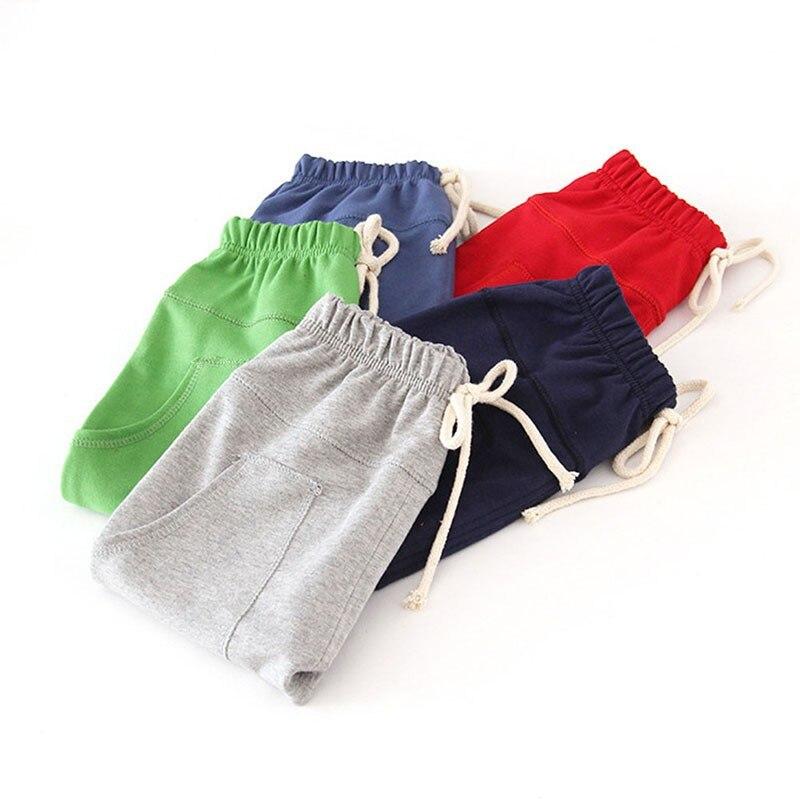 Dla dzieci Chłopcy Dzieci Dziecko Miękkiej Bawełny Jesień Dorywczo Spodnie Harem Spodnie Dna 2-7Y 2