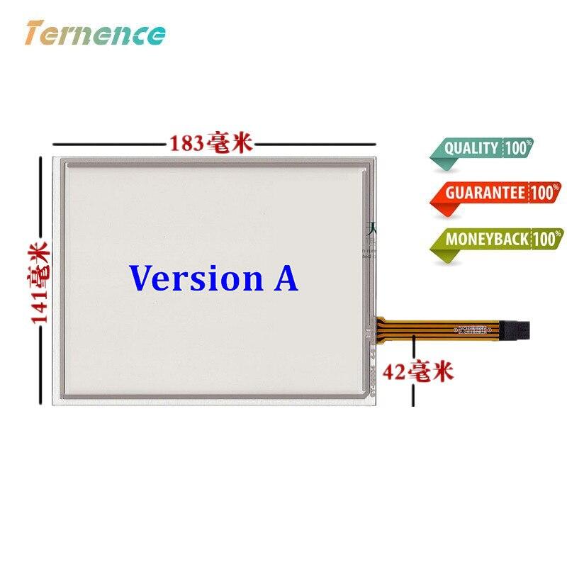 Skylarpu 8inch * 183*141mm Touchscsreen para Innolux at080tn52 v.1 Para CHIMEI EJ080NA-05B touch panel de cristal para pantalla de escritura