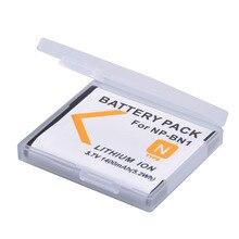 Tectra 1400 mAh NP-BN1 NP BN1 Batterie pour Appareil Photo Sony DSC-W390 DSC-W380 DSC-W370 DSC-W350