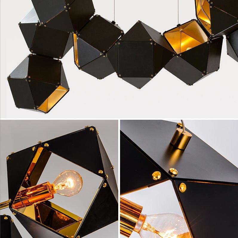 Gabriel scott Contemporary lighting Modern Chandelier Welles DNA Design for Living Room Restaurant Bar Lobby  - buy with discount