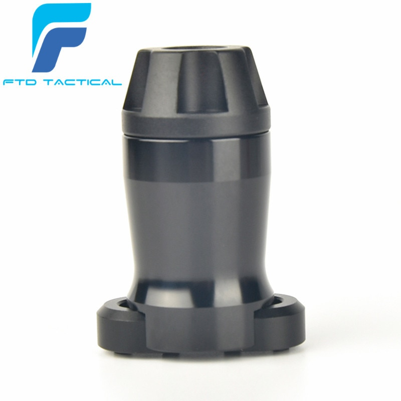Samson Style Evolution M-LOK agarre corto Vertical-Negro