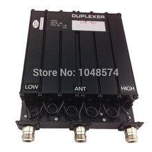 Gratis Verzending 450 Mhz 30W Uhf Duplexer 6 Cavity N Vrouwelijke Connector Voor Radio Repeater