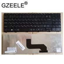 Clavier GZEELE pour Packard Bell EasyNote TJ68 LJ77 DT87 MP-07F33SU-698 PK130C81004 PK1307B1A32 6037b00007 16 RU russe