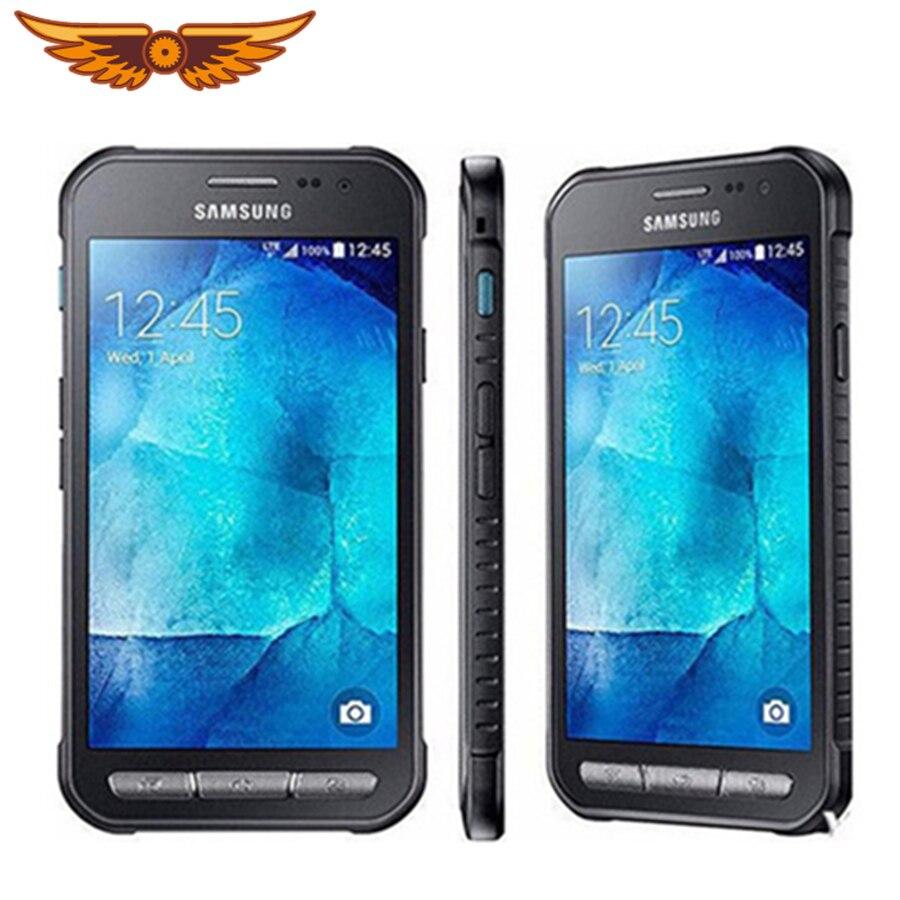 "Original Samsung G388F Galaxy Xcover 3 G388F 4,5 ""Quad Core 1,5 GB RAM 8GB ROM 5.0MP 4G LTE desbloqueado teléfono inteligente Android"