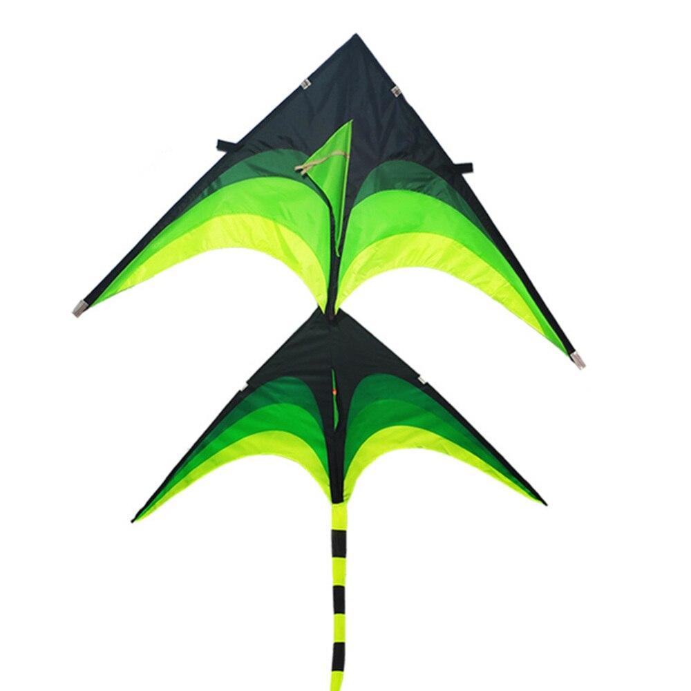 160cm al aire libre Super enorme hilo para cometas acrobacias niños cometas de juguete cometa volando cola larga diversión deportes regalos educativos cometas para adultos