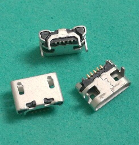 50 teile/los Micro usb ladegerät stecker jack buchse dock stecker lade port für Asus Memo Pad 7 ME170C für Lenovo ideaTab A2109A