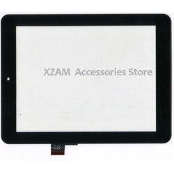 """8 """"polegadas para prestigio multipad pmp5580c tablet digitador vidro painel da tela de toque FPC-CTP-0800-014-1 148mm e 150mm"""