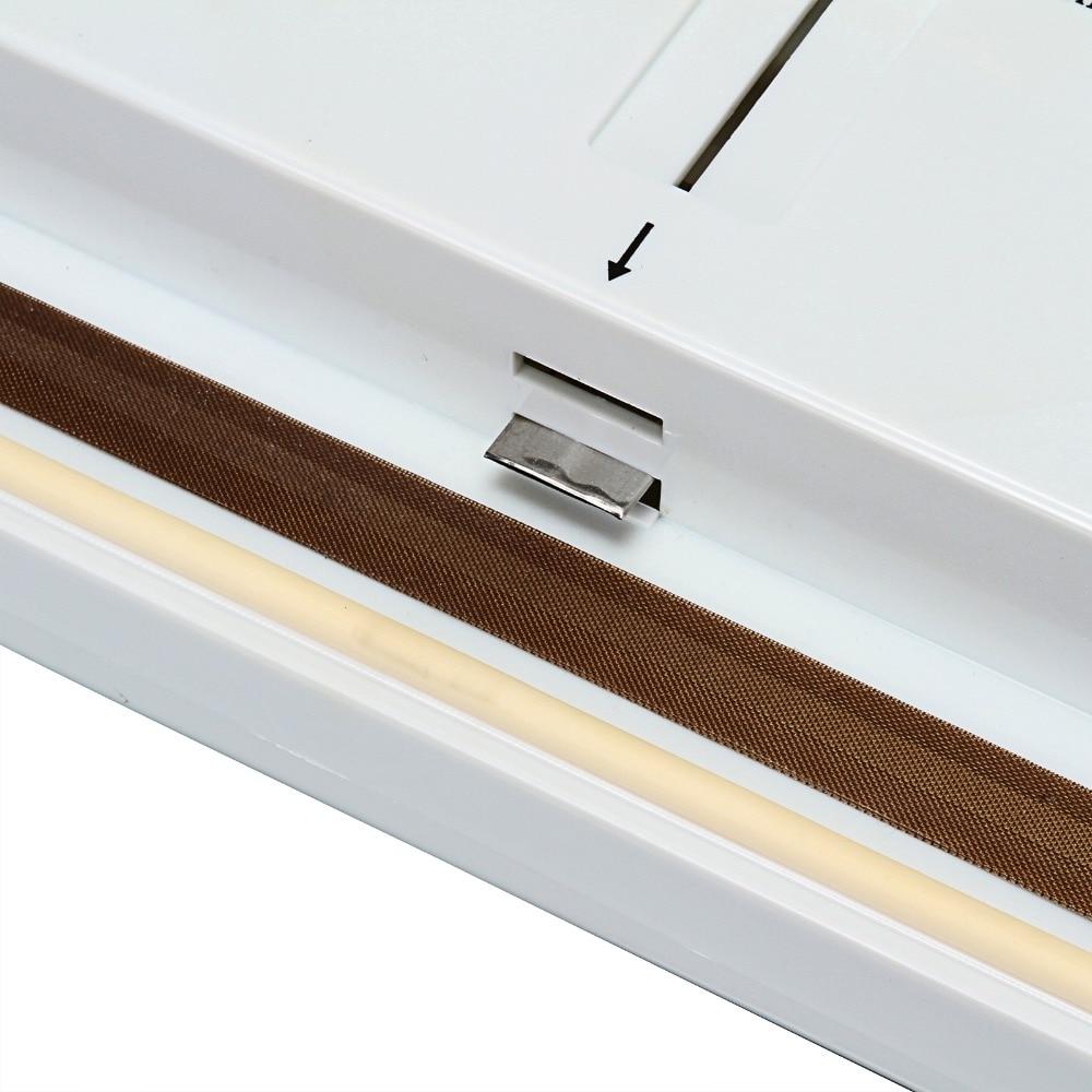 AC220V50-60HZ/180W Household Food Vacuum Sealer Packaging Machine Multifunctional Glossy Bag Vacuum Machine enlarge