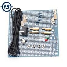 Carte de circuit imprimé bricolage innovant Test universel Double trou latéral Prototype simple pain UFO Type Pad Manualidades panneau de pain PCB 2.54m