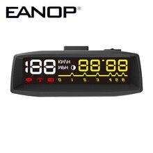 EANOP EN-SMART HUD Head up Display OBD II EOBD Car Auto Digital Car Speedometer For Audi a6 c6 Toyota Ford