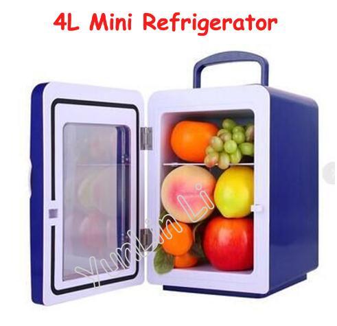 Refrigerador doméstico, doble uso, refrigerador frío caliente, refrigerador casero, nevera compacta para vehículo doméstico