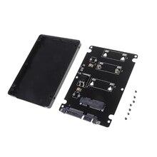 1 PC 7 MM épaisseur Mini PCI-E mSATA SSD à 2.5